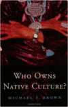 Who Owns Native Culture P